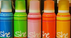 スプレータイプの制汗剤って効果あるの?