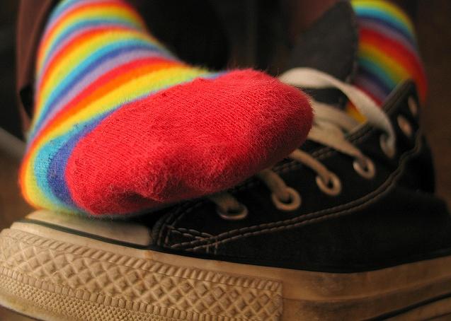 他人の家で靴下のニオイを気にしなくていられる方法とは